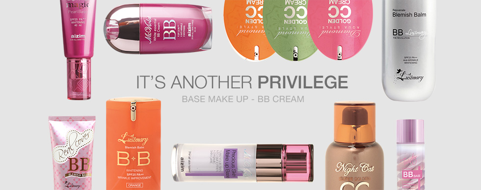 IT`S ANOTHER PRIVILEGE BASE MAKE UP - BB CREAM